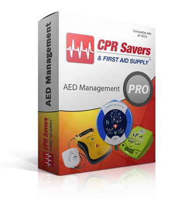 CPR Savers AED Management Program - 1 Year