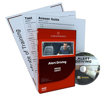 Convergence Training DVD: Alert Driving