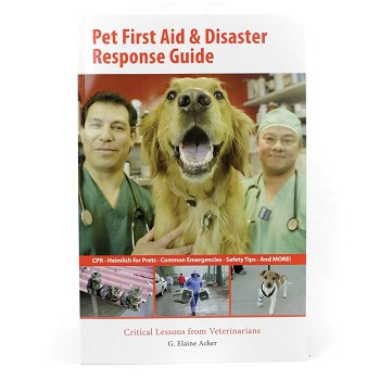 PET FIRST AID and DISASTER RESPONSE