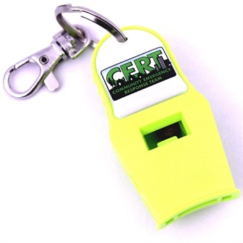 CERT Whistle   8 PACK