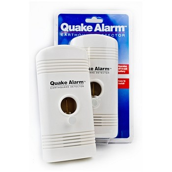 EARTHQUAKE WARNING ALARM