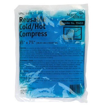 Cold or Hot Reusable Gel Pack - Case of 12