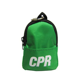 CPR Keychain (Many Colors Available)