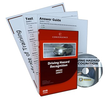 Convergence Training DVD: Driving Hazard Recognition