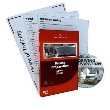 Convergence Training DVD: Driving Preparation