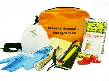 Personal Evacuation Emergency Kit
