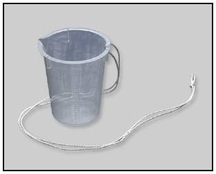 Drinking Cup with Lanyard