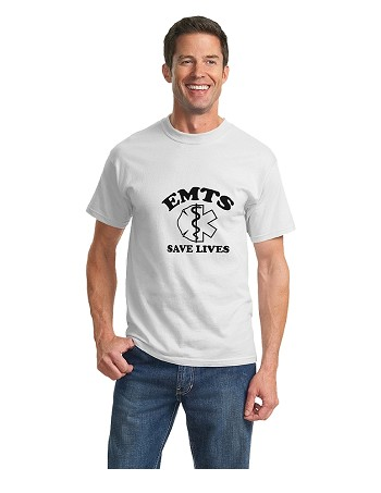 EMT Imprinted Logo T-Shirt