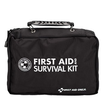 Deluxe Emergency Preparedness Kit with Fabric Case