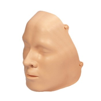 Practi-MAN Adult Face Skin - 8/Pack