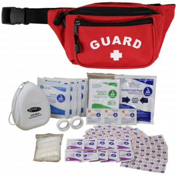 KEMP USA GUARD FIRST AID HIP PACK