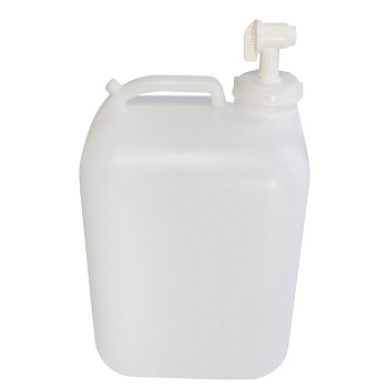 5 Gallon Water Jug with Spigot