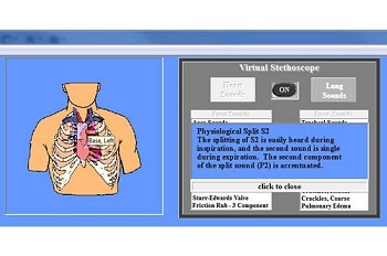 Heart and Lung Sounds Software – Pediatric