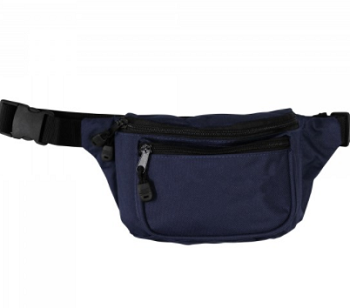 KEMP USA NAVY HIP PACK