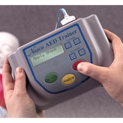Universal AED Trainer
