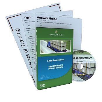 Convergence Training DVD: Load Securement