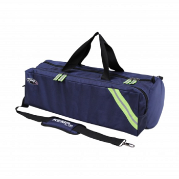 KEMP USA PREMIUM BLUE CYLINDER OXYGEN BAG - NAVY