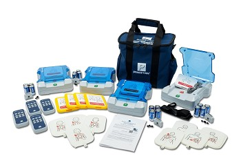 4-Pack AED Trainer Kit