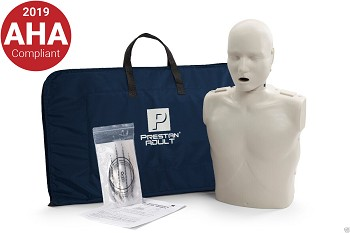 Prestan Adult CPR Manikin (Options Available!)