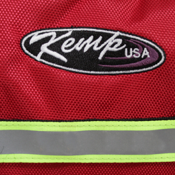 KEMP USA PREMIUM RESCUE AND TACTICAL BAG - RED