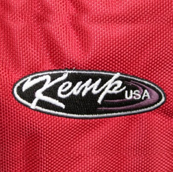 KEMP USA PREMIUM TOTAL EMS BAG - RED