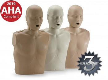 Prestan Adult CPR Manikin (4 Pack) (Options Available!)