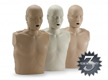 Prestan Adult CPR Training Manikin with CPR Monitor - 4 Pack