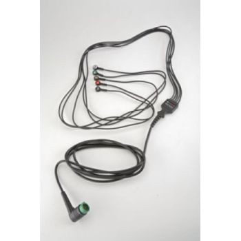 5-Lead ECG Cable for LIFEPAK 12 or LIFEPAK 20