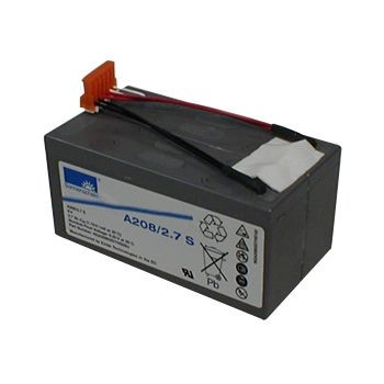 LIFEPAK 500 nonrechargeable lithium sulfur dioxide battery pack