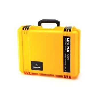 LIFEPAK 500 Hard-shell carrying case (Pelican)