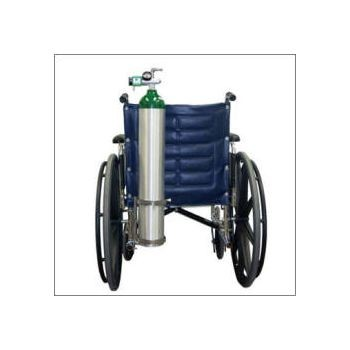 D/E Single Cylinder Universal Fit Wheelchair Holder