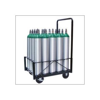 D/E/M9 Heavy Duty 20 Cylinder Heavy Duty Cart