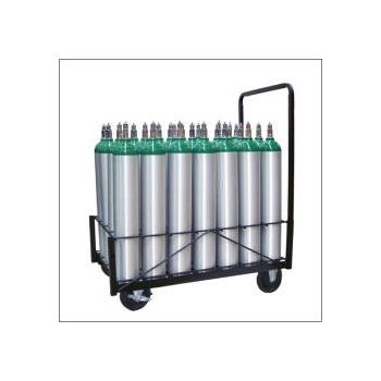 D/E/M9 Heavy Duty 28 Cylinder Cart