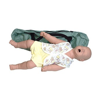 Infant Choking Manikin with Carry Bag