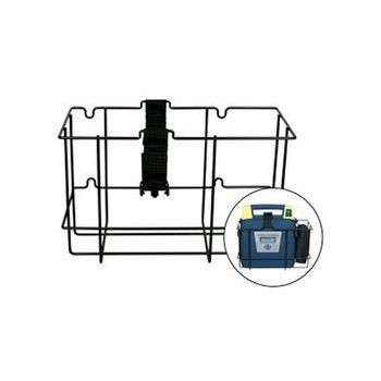Wire wall rack for AED in Carry Case