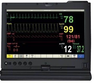 Portable Patient Monitor, 12 inch, for the SimPad System