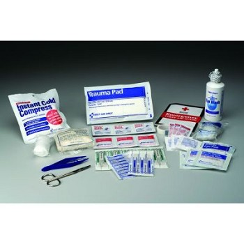 Refill for 25 person First Aid Kits