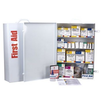 1060-Piece 4-Shelf Industrial Station (Metal Cabinet)