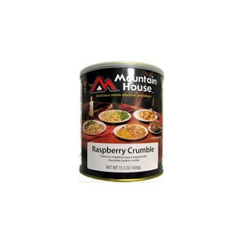 Raspberry Crumble (Can)