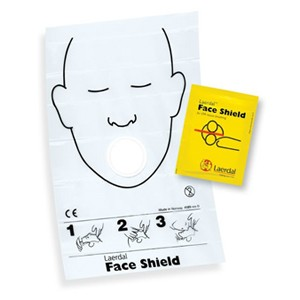 Laerdal Face Shield / 50 Package