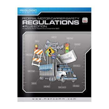 Fmcsr administrative edition book 47b 002 made by for Federal motor carrier safety regulations book