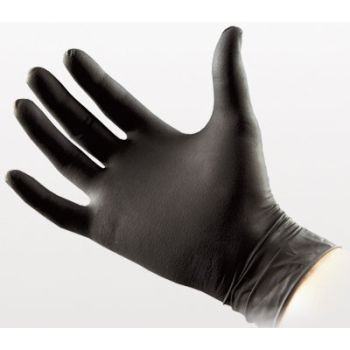 Black Talon Gloves - Small