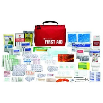 Emergency First Aid Kit (Soft-Sided)