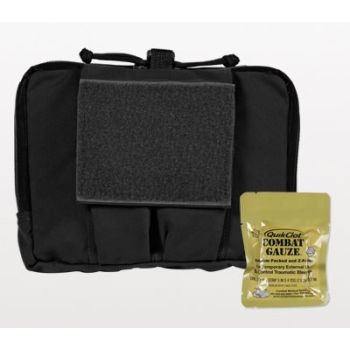 NAR-4 Chest Pouch with Combat Gauze (Color Options)
