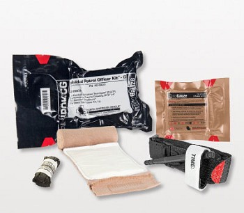 Individual Patrol Officer Kit with ChitoGauze PRO