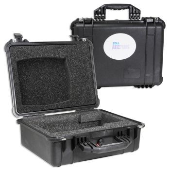 Large Pelican Case with Cut-Outs for AED Plus, CPR-D Padz, and Pedi-Padz