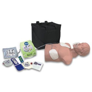 AED Trainer Package with Economy Adult AED Trainer Only