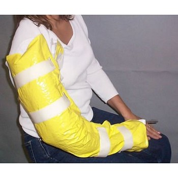 EMS Econo-Vac Arm Splint