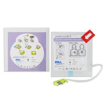 Pedi Padz II - Pediatric Multi-Function Electrodes