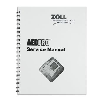 AED Pro Service Manual